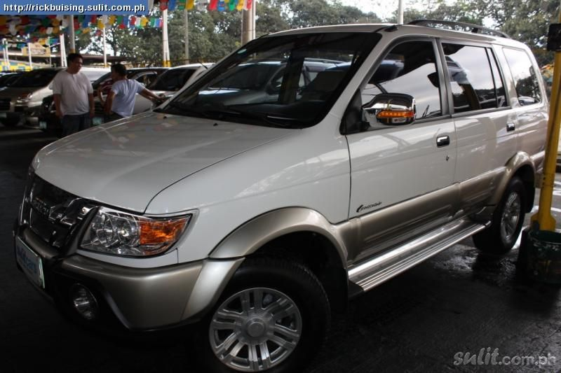Isuzu crosswind photo - 4