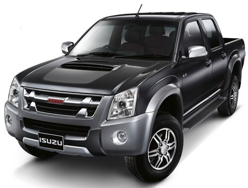 Isuzu d-max photo - 2