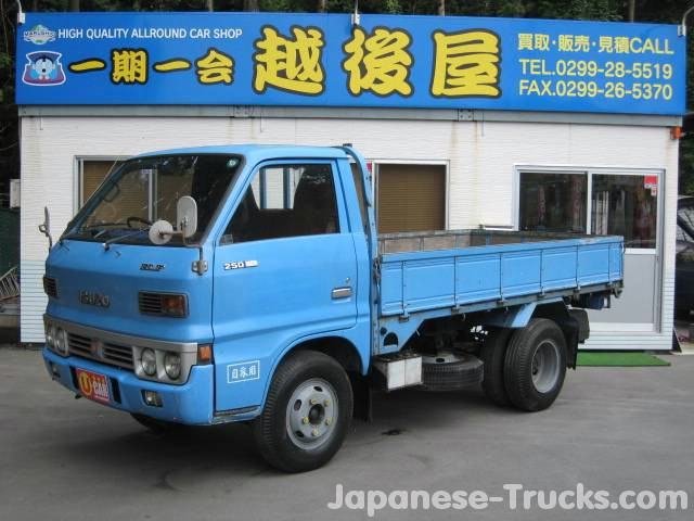 Isuzu elf photo - 2