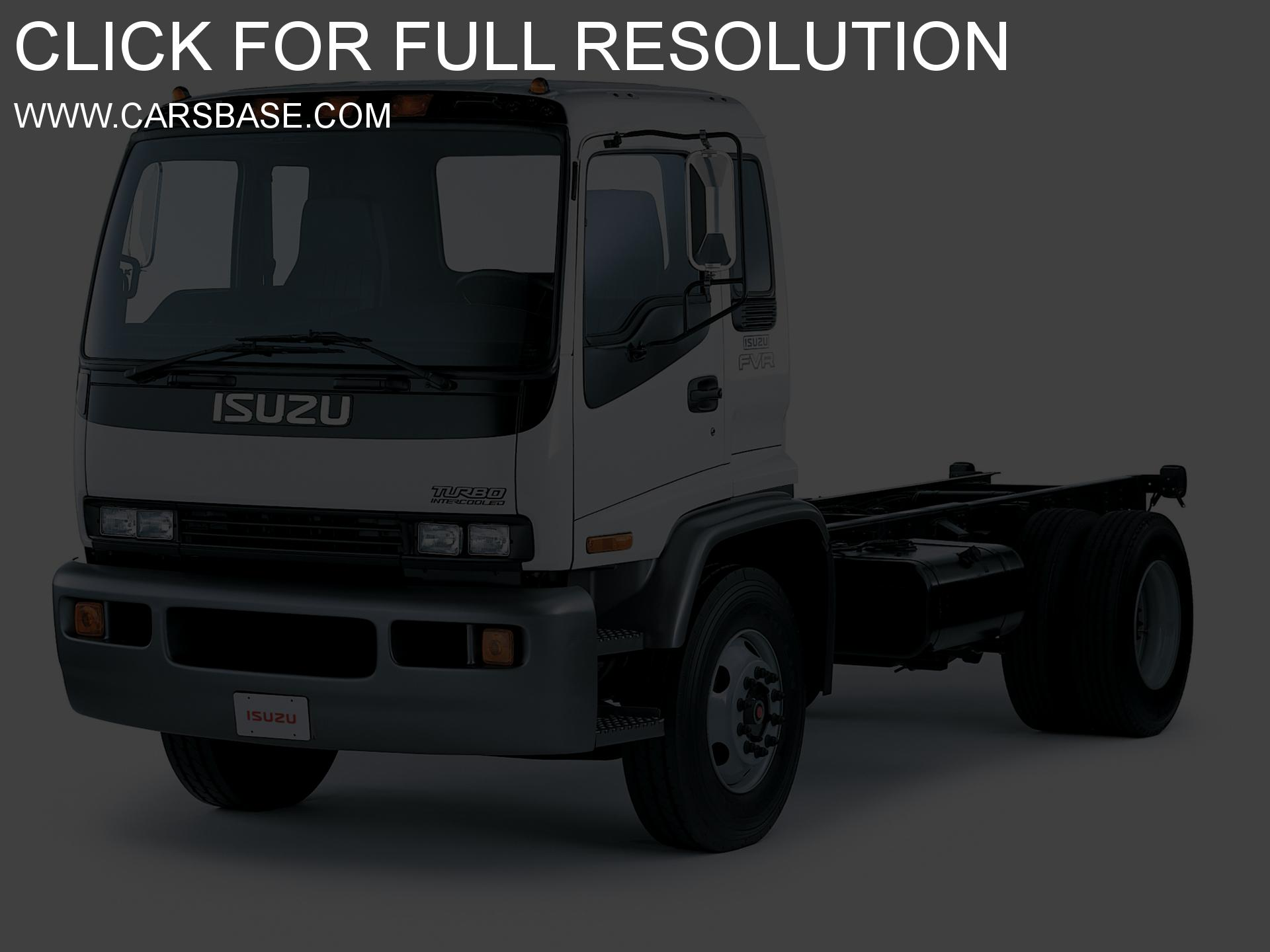 Isuzu f-series photo - 1