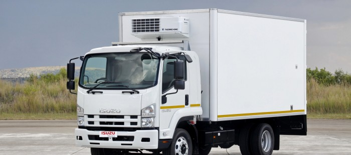 Isuzu f-series photo - 3