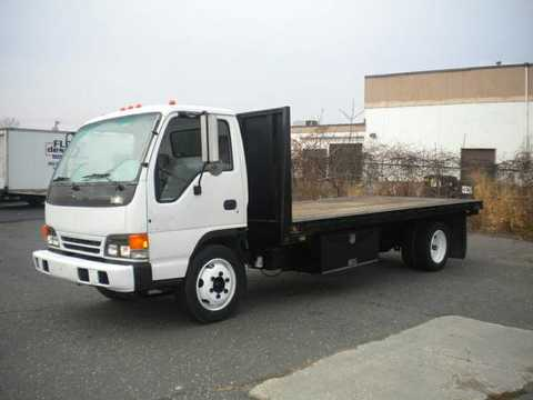 Isuzu flatbed photo - 1