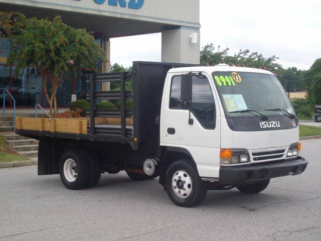 Isuzu flatbed photo - 2
