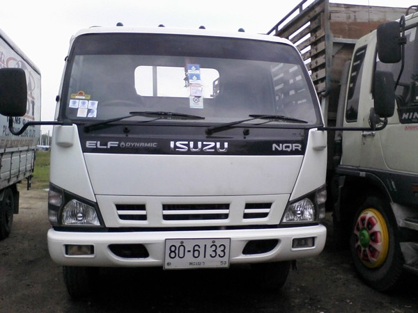 Isuzu flatbed photo - 4