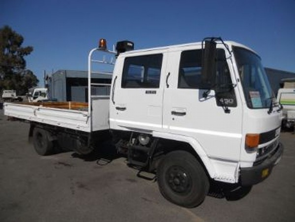 Isuzu fsr photo - 1