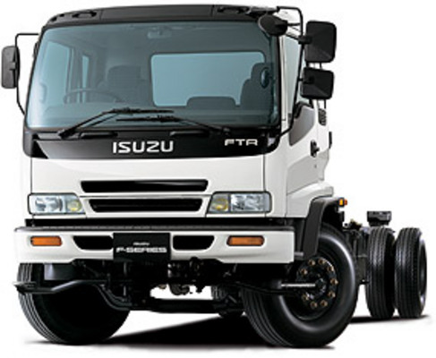 Isuzu fsr photo - 2
