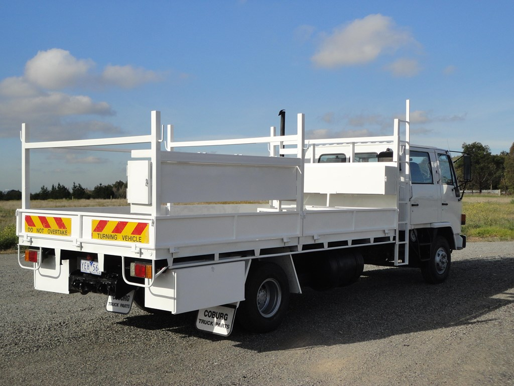 Isuzu fsr photo - 4