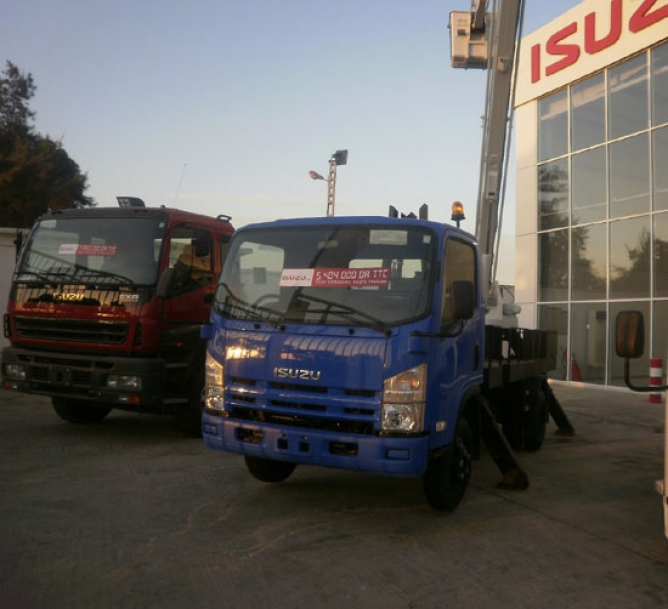 Isuzu ftr photo - 4
