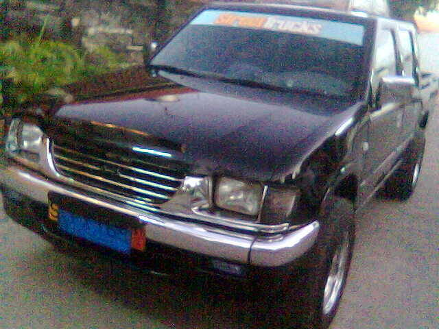 Isuzu fuego photo - 2