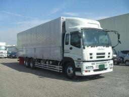 Isuzu giga photo - 1