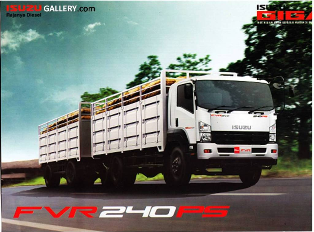 Isuzu giga photo - 2