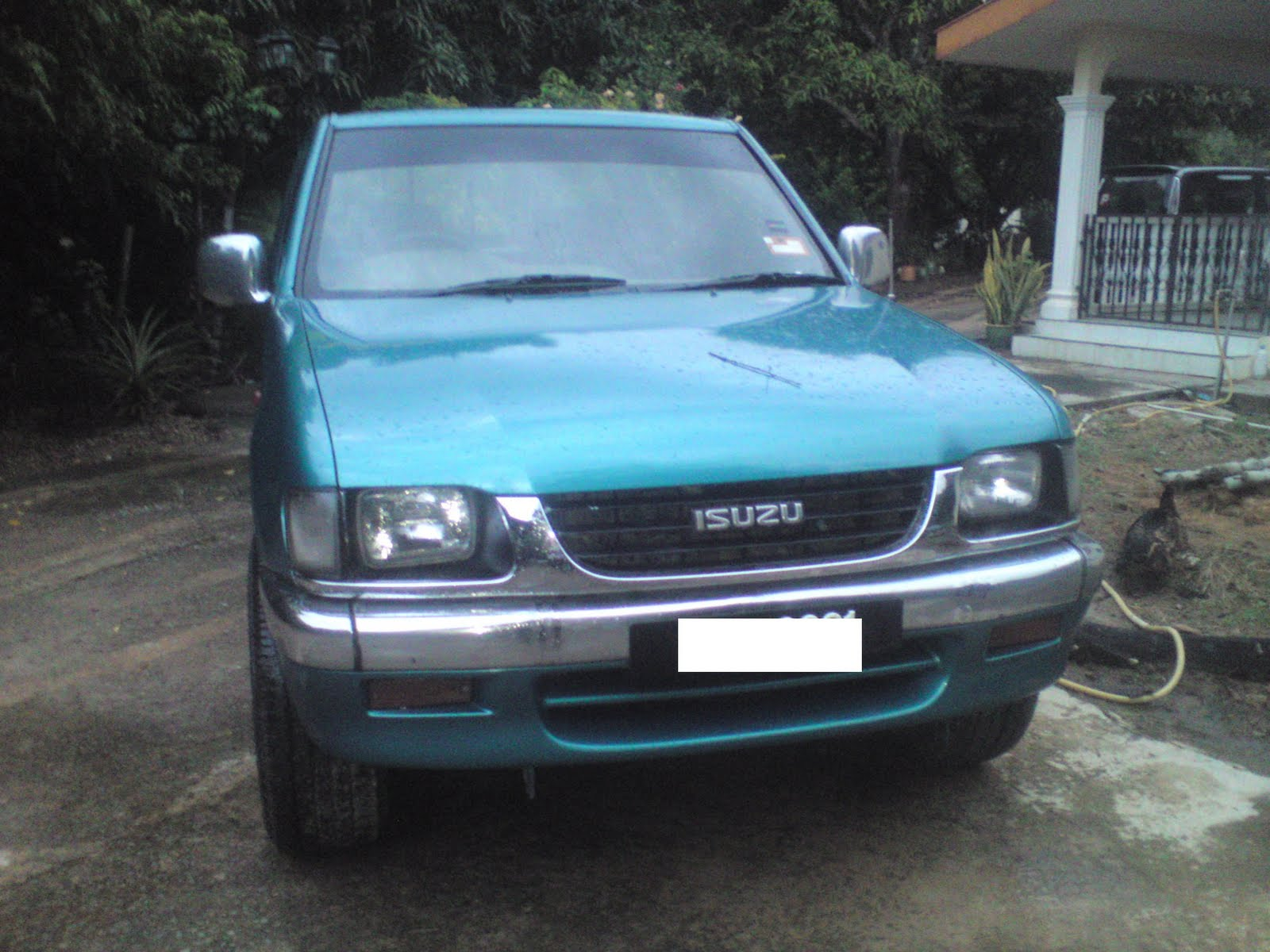 Isuzu invader photo - 3