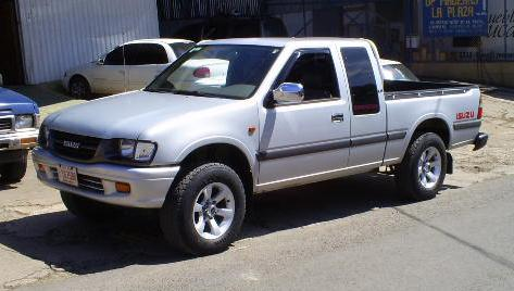 Isuzu kb photo - 4