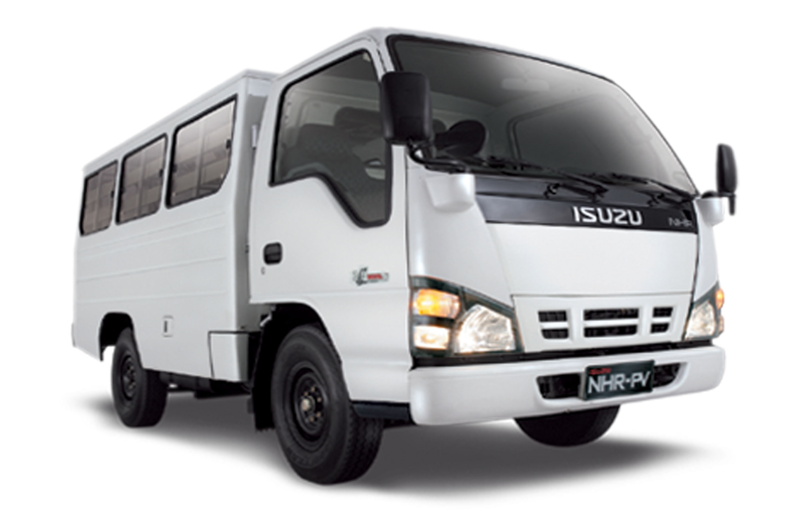 Isuzu nhr photo - 1