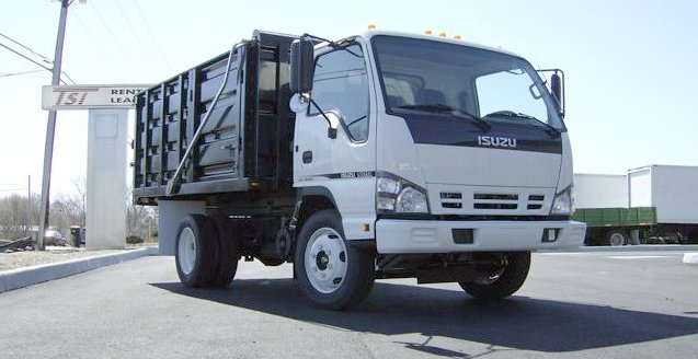 Isuzu nrr photo - 3