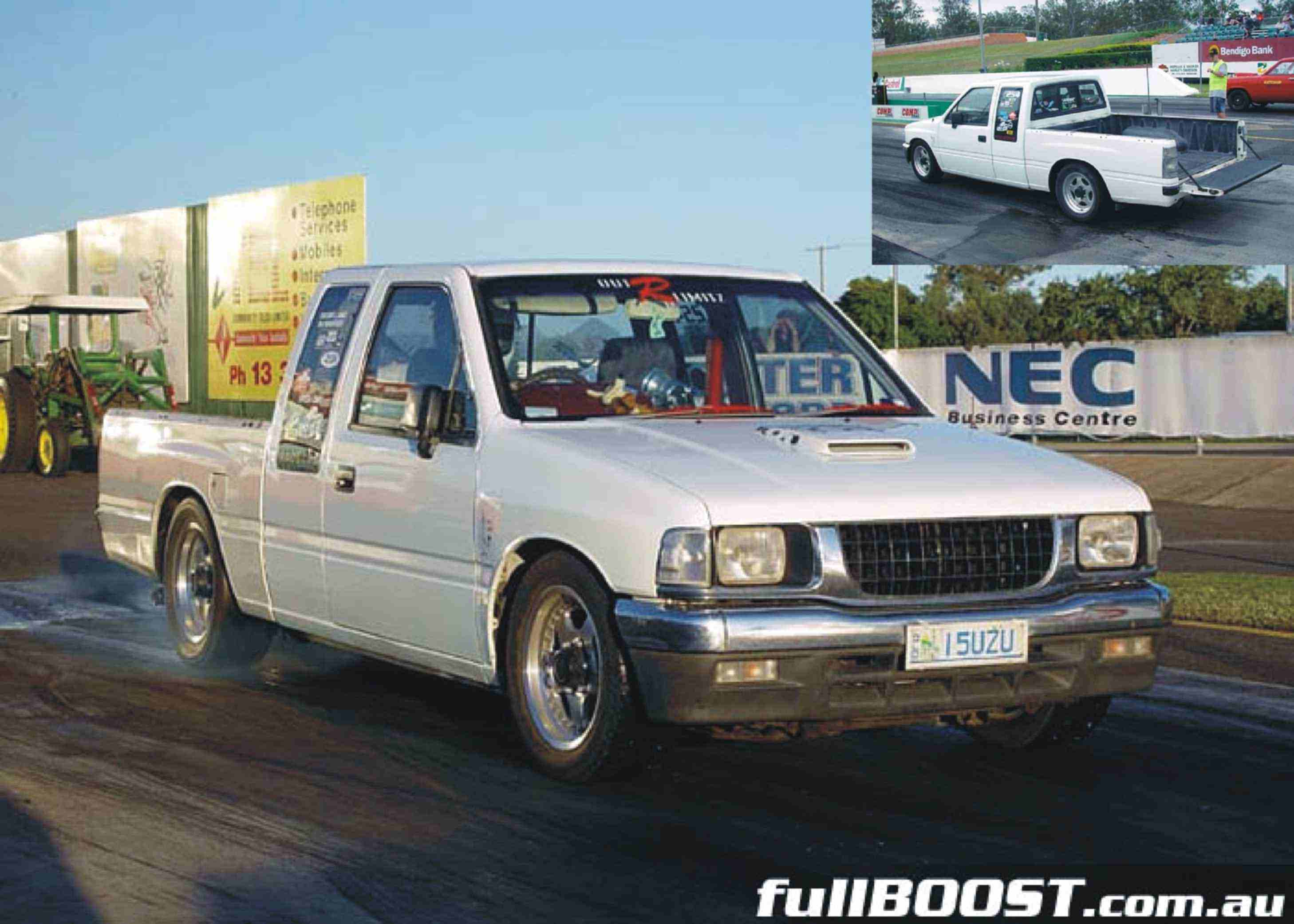 Isuzu pick-up photo - 3