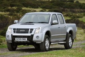 Isuzu pick-up photo - 4