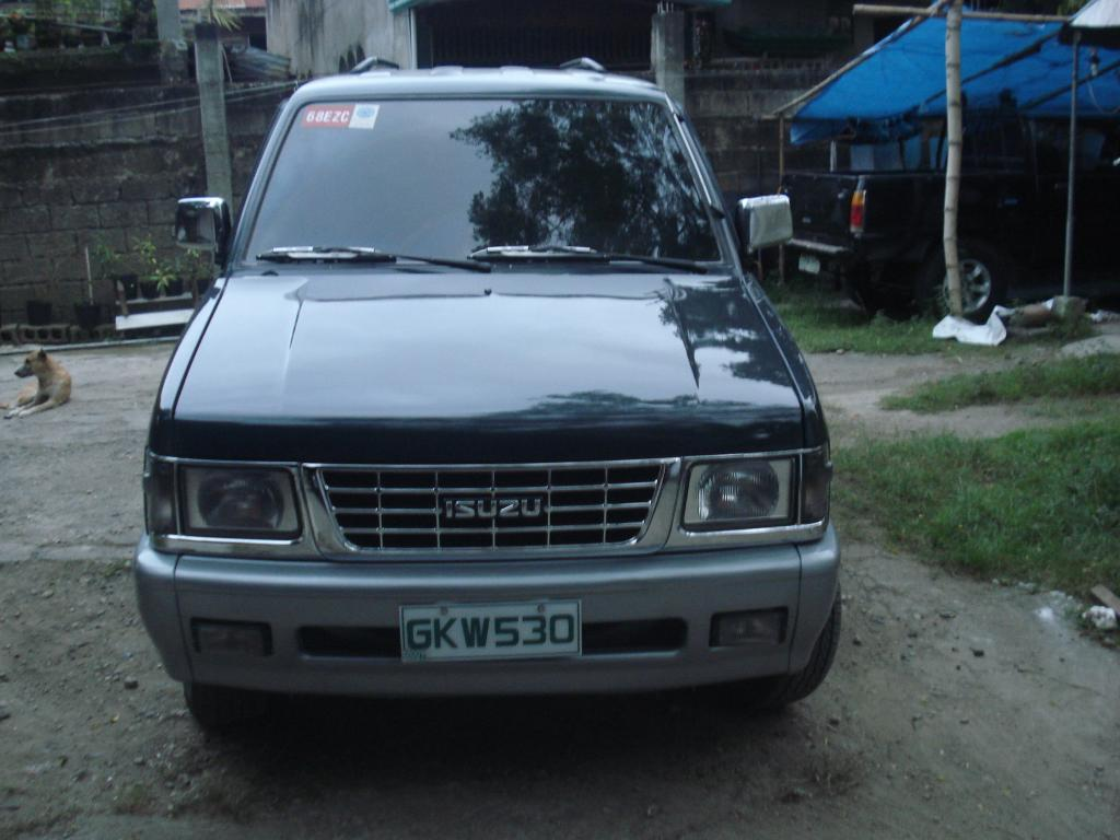 Isuzu slx photo - 2