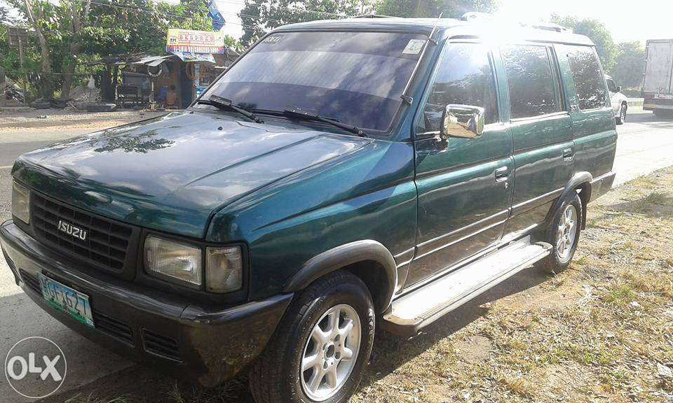 Isuzu slx photo - 3