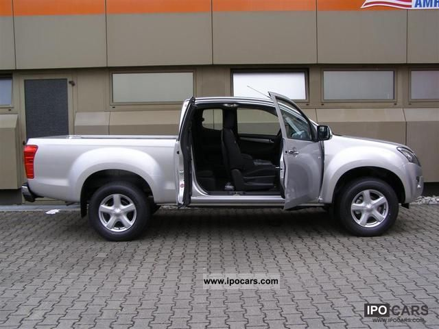 Isuzu space-cab photo - 4