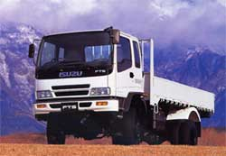 Isuzu spz photo - 1