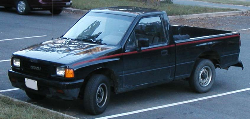 Isuzu tf photo - 1