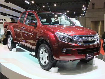 Isuzu tf photo - 2