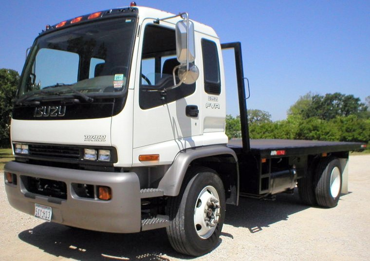 Isuzu tr photo - 1