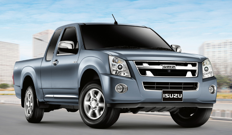 Isuzu type photo - 2
