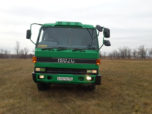 Isuzu v340 photo - 4