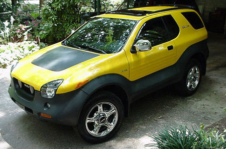 Isuzu vehicross photo - 4