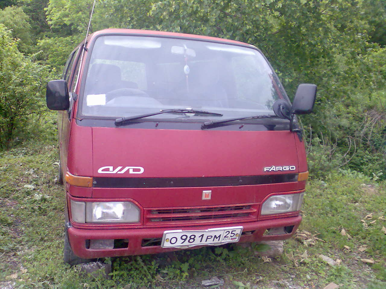 Isuzu wfr photo - 2
