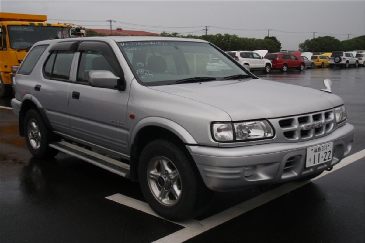 Isuzu wizard photo - 4