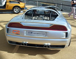 Italdesign nazca photo - 4