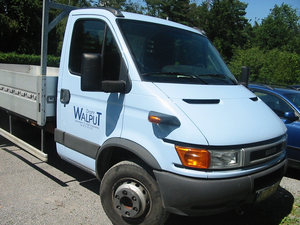 Iveco daily photo - 1