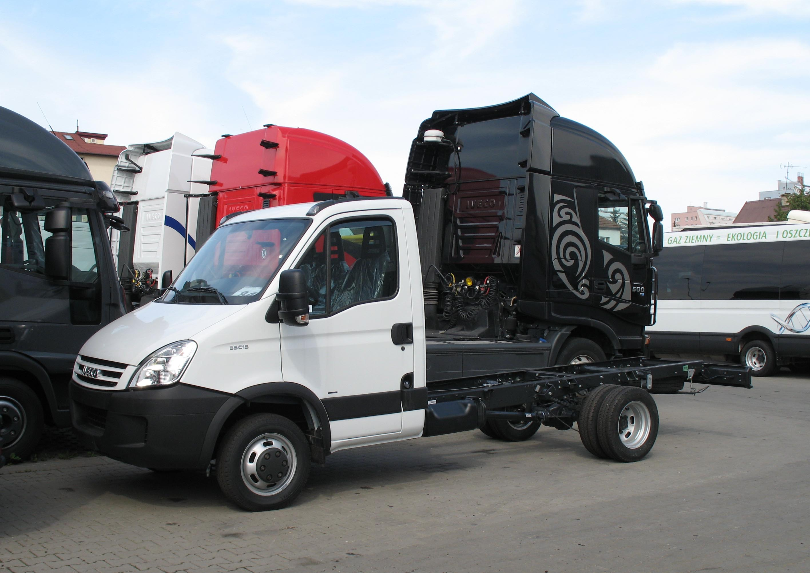 Iveco daily photo - 4