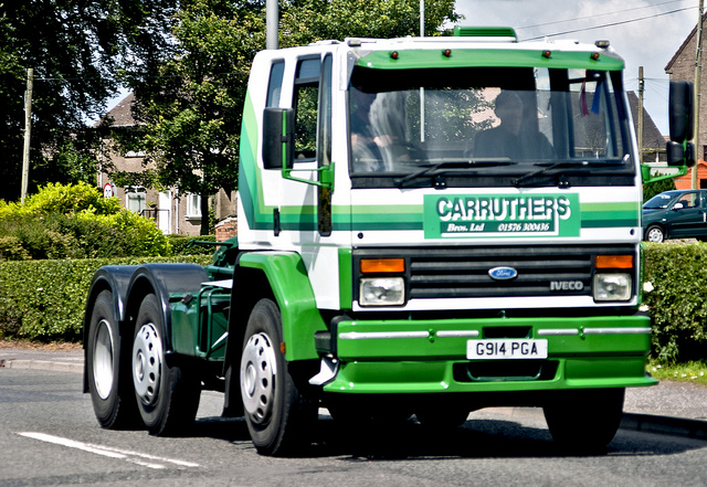 Iveco ford photo - 1