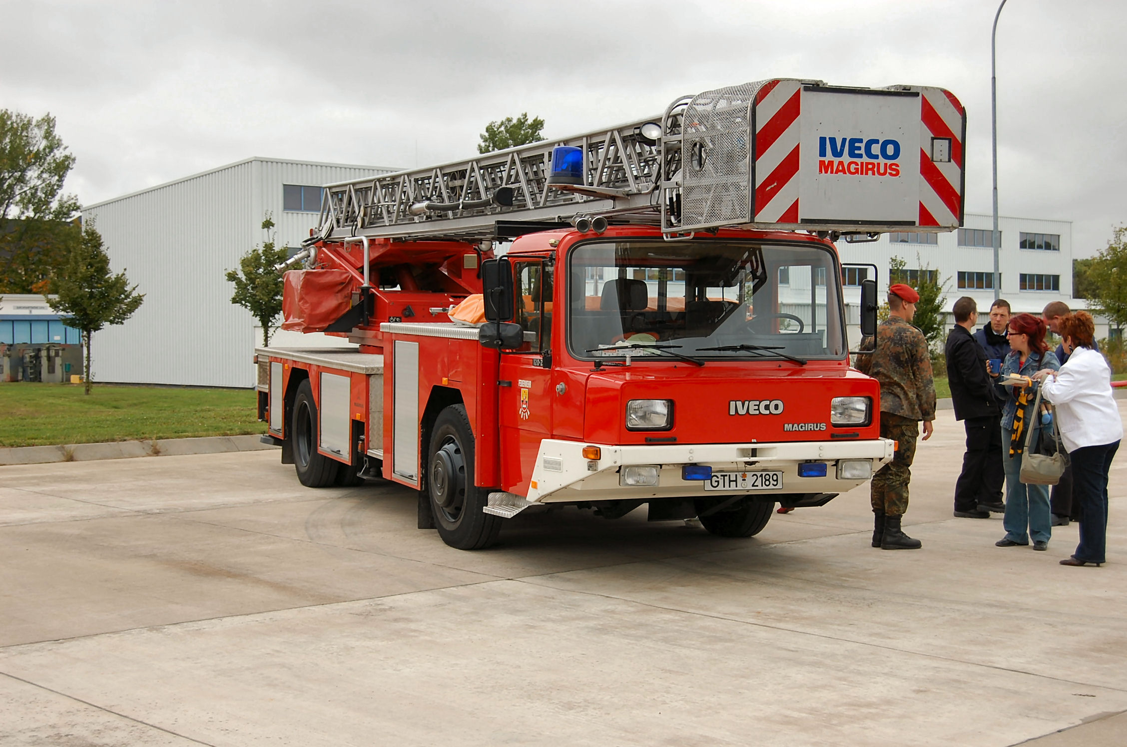 Iveco magirus photo - 1