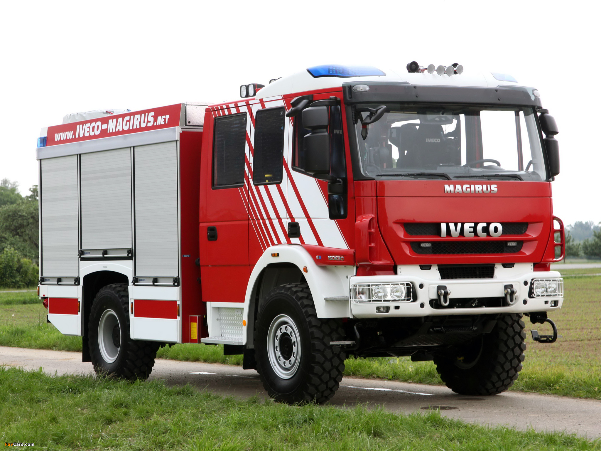 Iveco magirus photo - 2