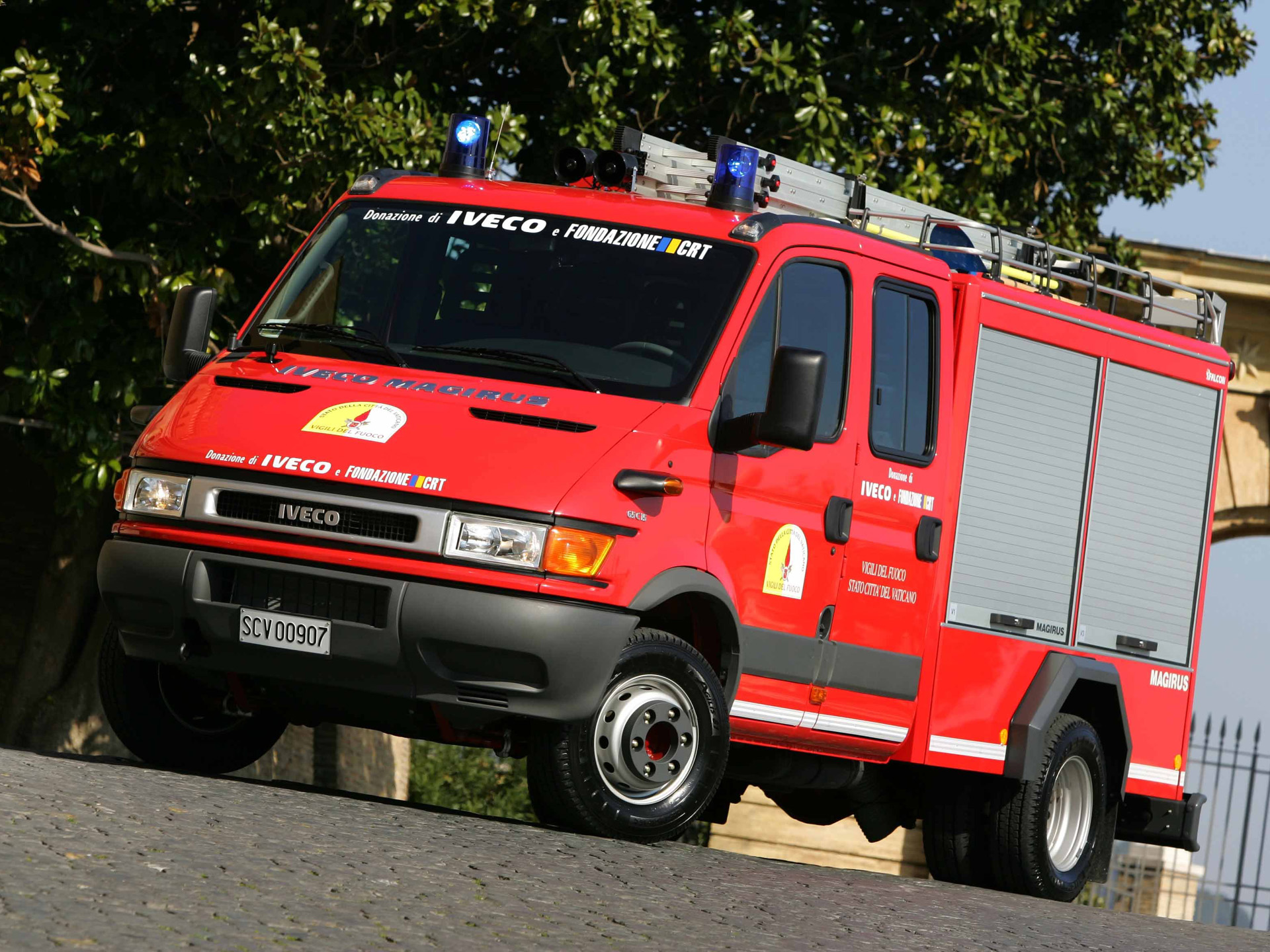 Iveco magirus photo - 3
