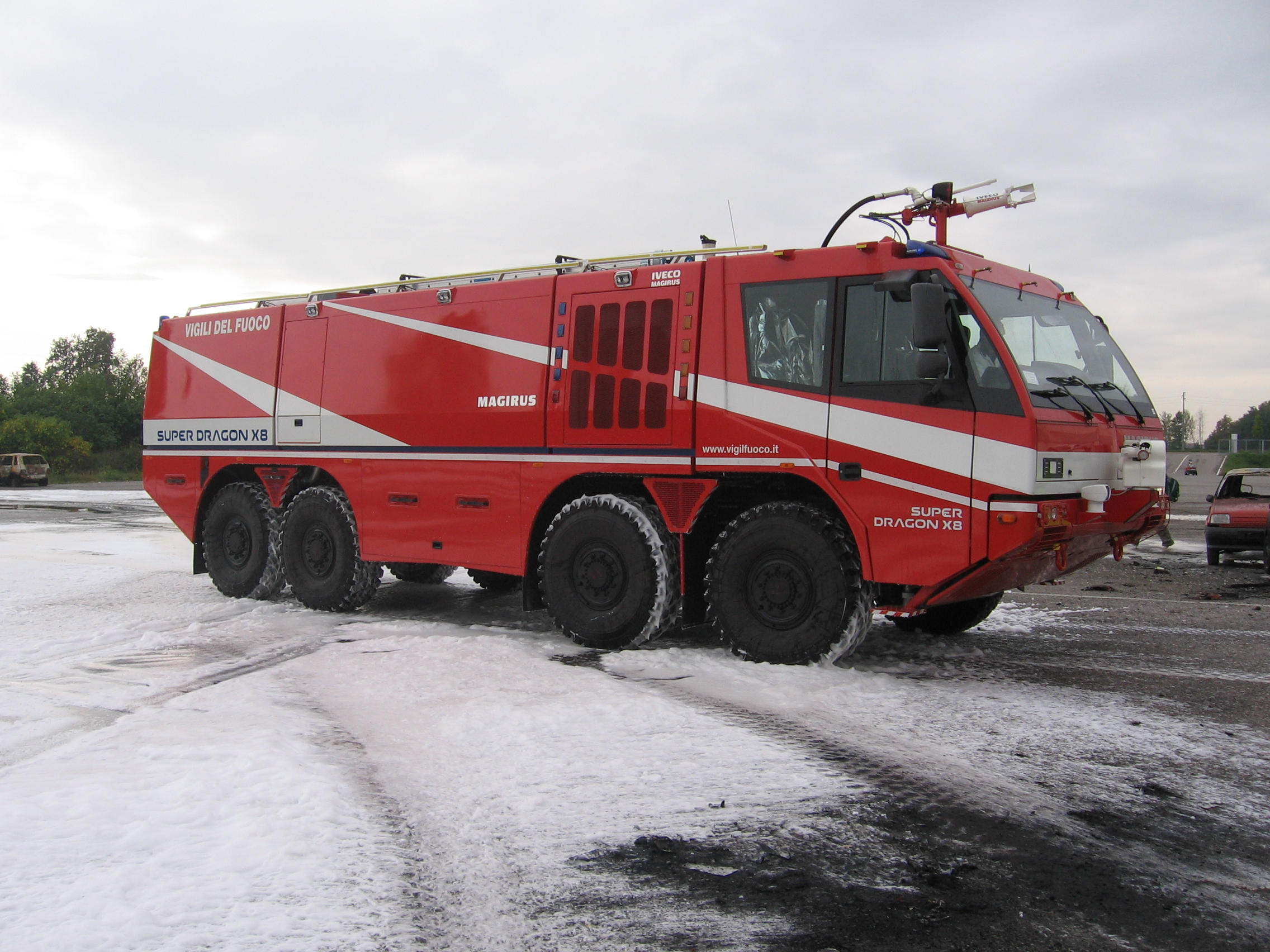 Iveco magirus photo - 4