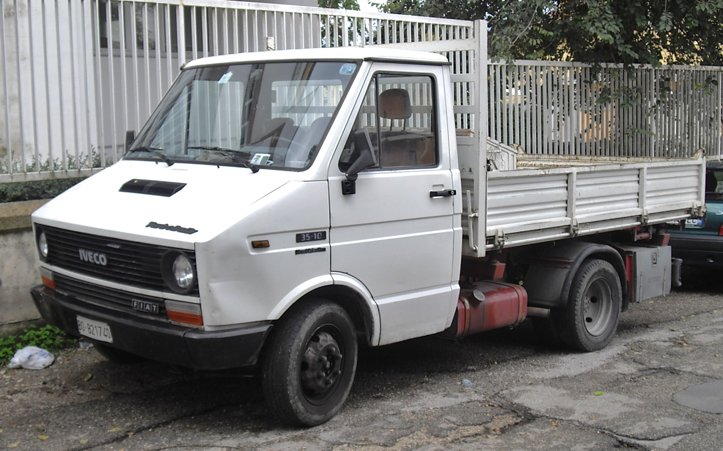 Iveco turbodaily photo - 2