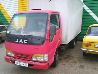 Jac hfc1020k photo - 2