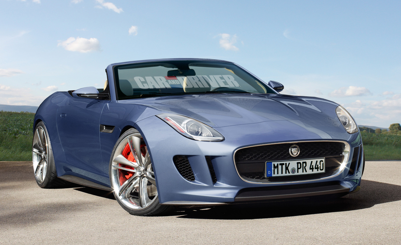 Jaguar c-x16 photo - 2