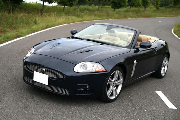 Jaguar cabriolet photo - 3
