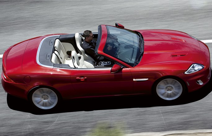 Jaguar cabriolet photo - 4