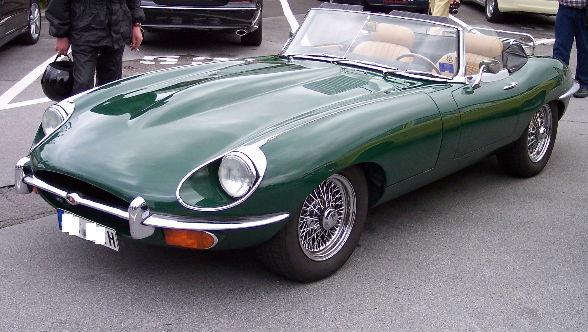 Jaguar coupe photo - 1