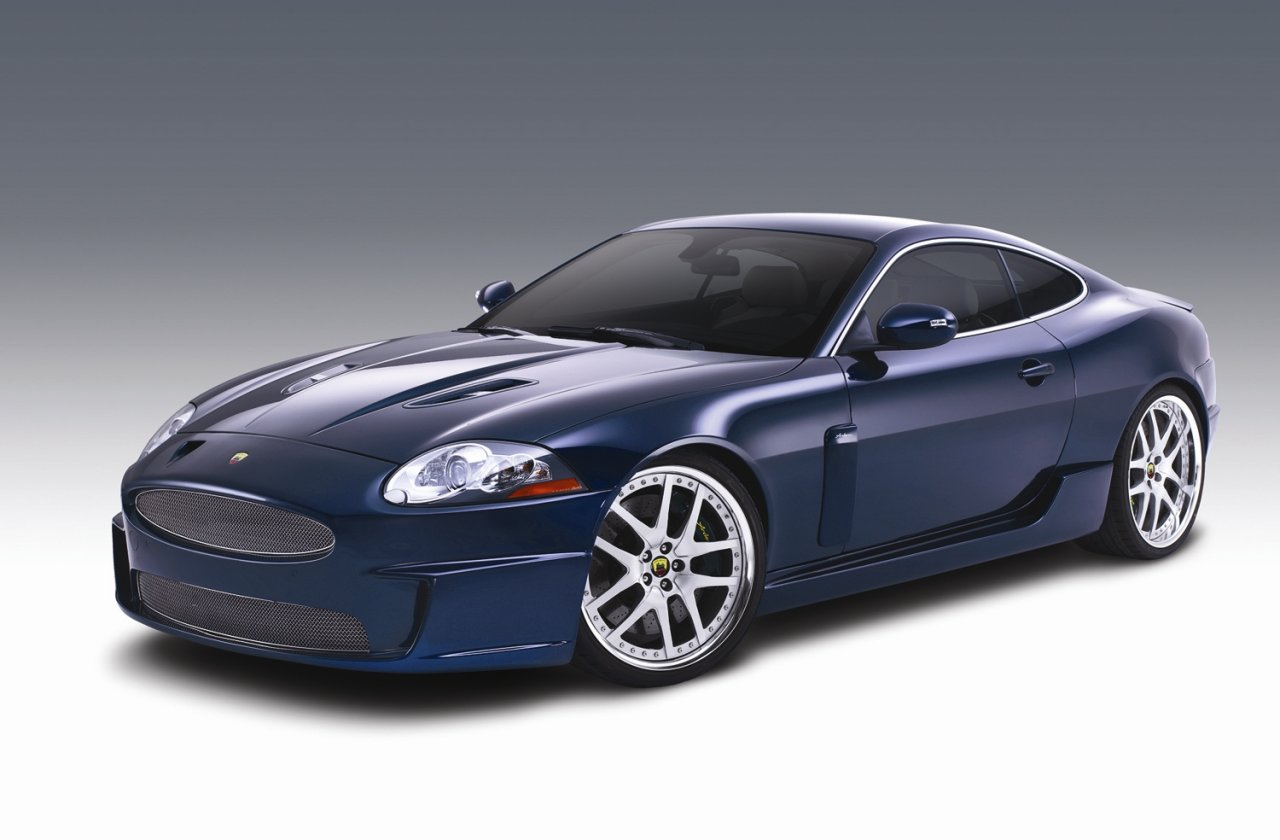Jaguar coupe photo - 3