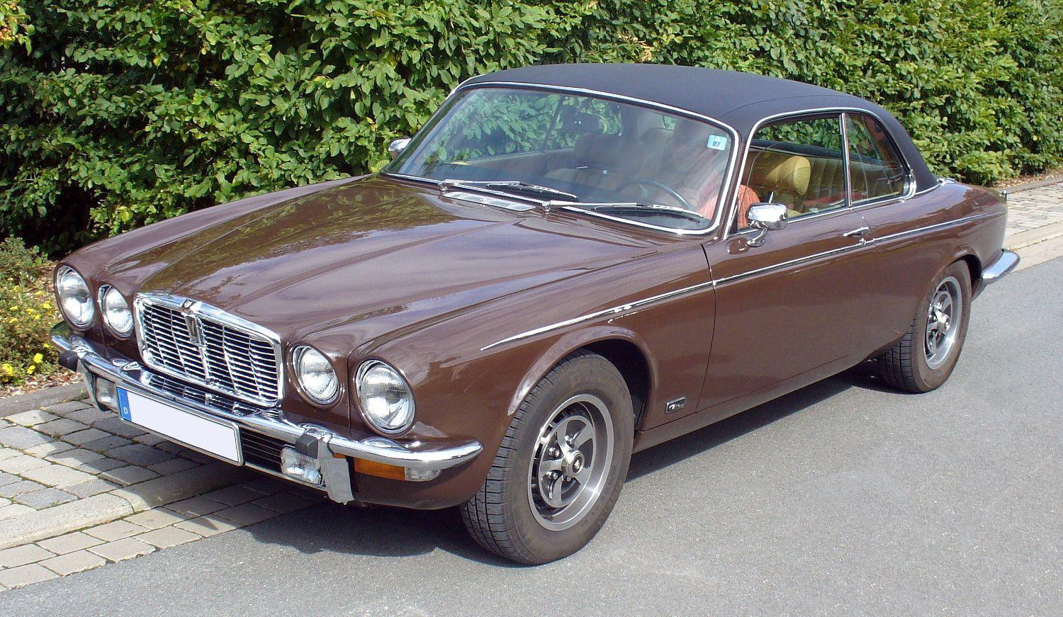Jaguar coupe photo - 4