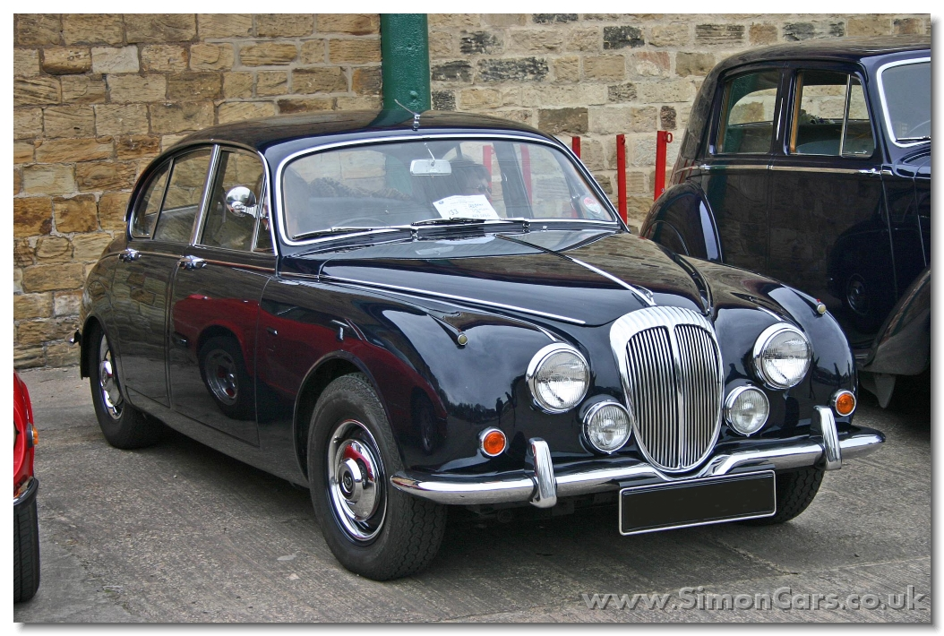 Jaguar daimler photo - 1